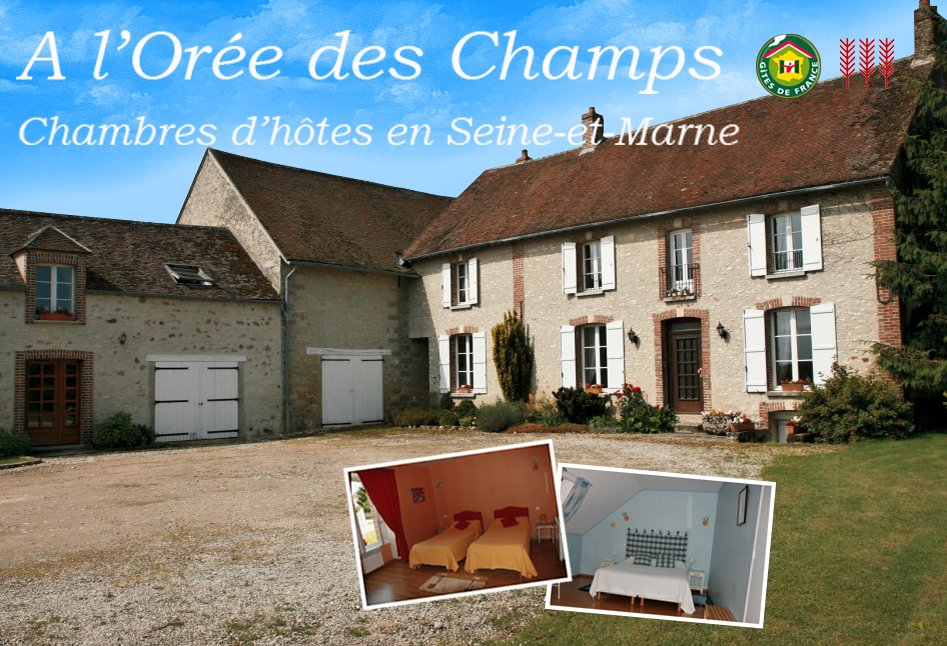 Bed & Breakfast Gîtes de France